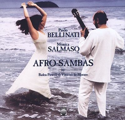 Arranjos do disco Afro-Sambas de P. Bellinati e M. Salmaso -  Samuel Silva