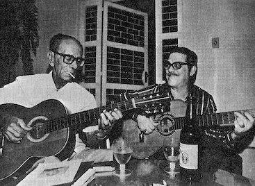 O violão de 6 cordas e acompanhamento de Choro - Lucas de Campos
