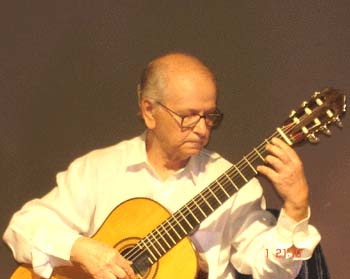 Jodacil Damaceno: trajetória do violão brasileiro - Sandra Alfonso