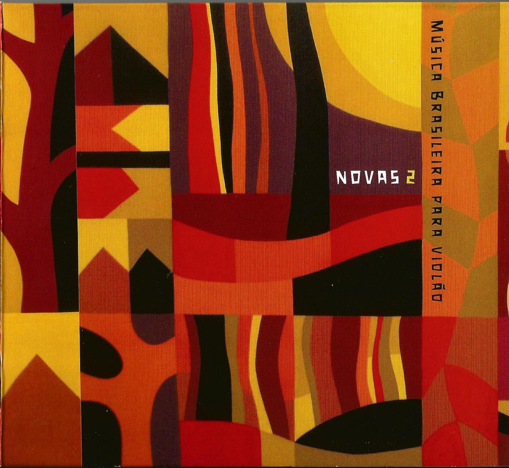 Concurso Novas #2 - Álbum de partituras