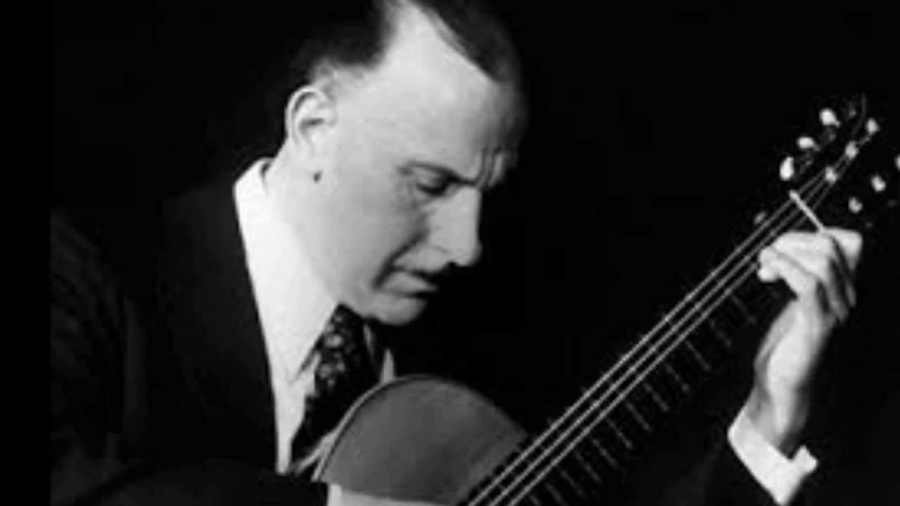 Encontro de violão em São Paulo marca centenário de Abel Carlevaro