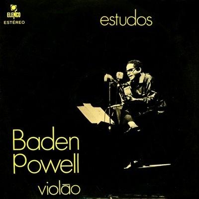 Baden Powell - Estudos