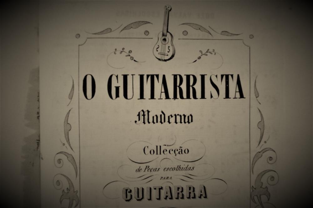 Pesquisador descobre em Portugal a primeira revista sobre violão do Brasil e conta sua história em palestra no Sesc SP
