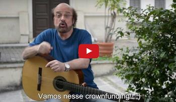 """Campanha """"A Canção Brasileira"""", de Conrado Paulino, é prorrogada até 15 de janeiro"""