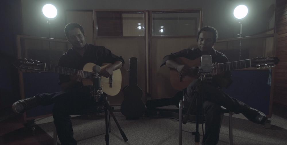 O frevo do Duo Rubem França & Renan Melo marca terceiro vídeo sobre violão em Pernambuco