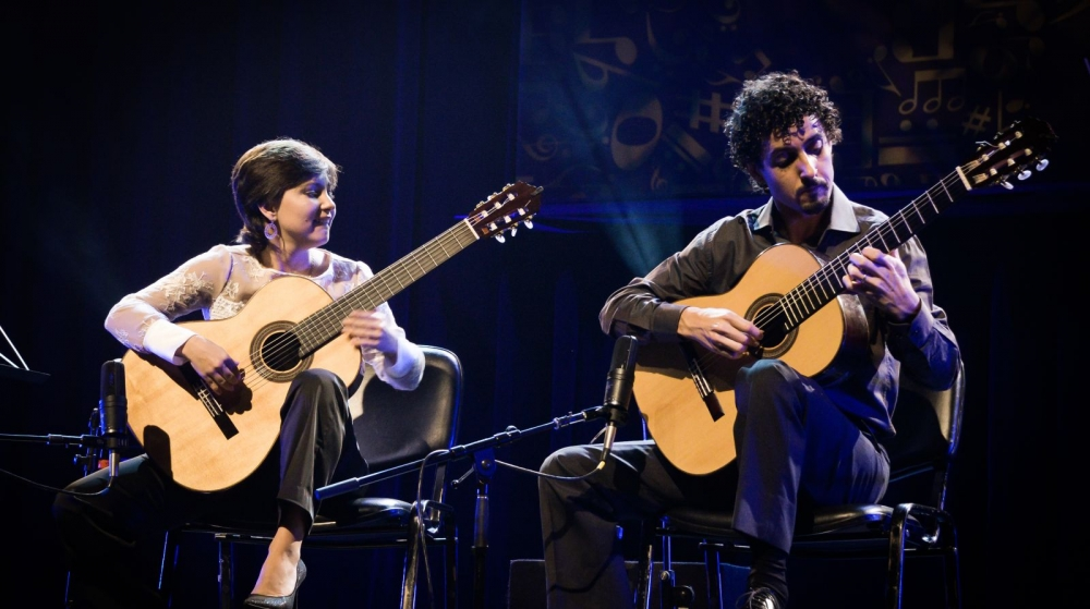 Duo Siqueira Lima faz três recitais neste fim de semana em Salvador