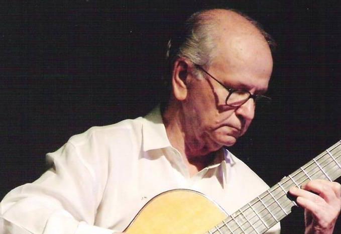 Jodacil Damaceno e seu legado para o violão brasileiro: a prática de um professor - Sandra Alfonso
