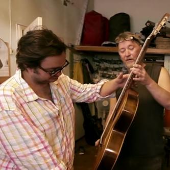 Canal Brasil exibe série dedicada ao violão 7 cordas