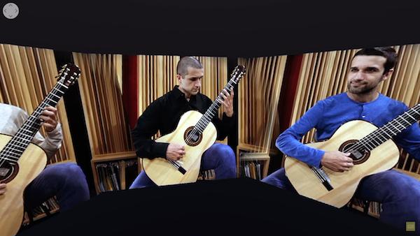 Leo Brouwer tem obra para violão gravada em vídeo 360° e mixado em realidade virtual