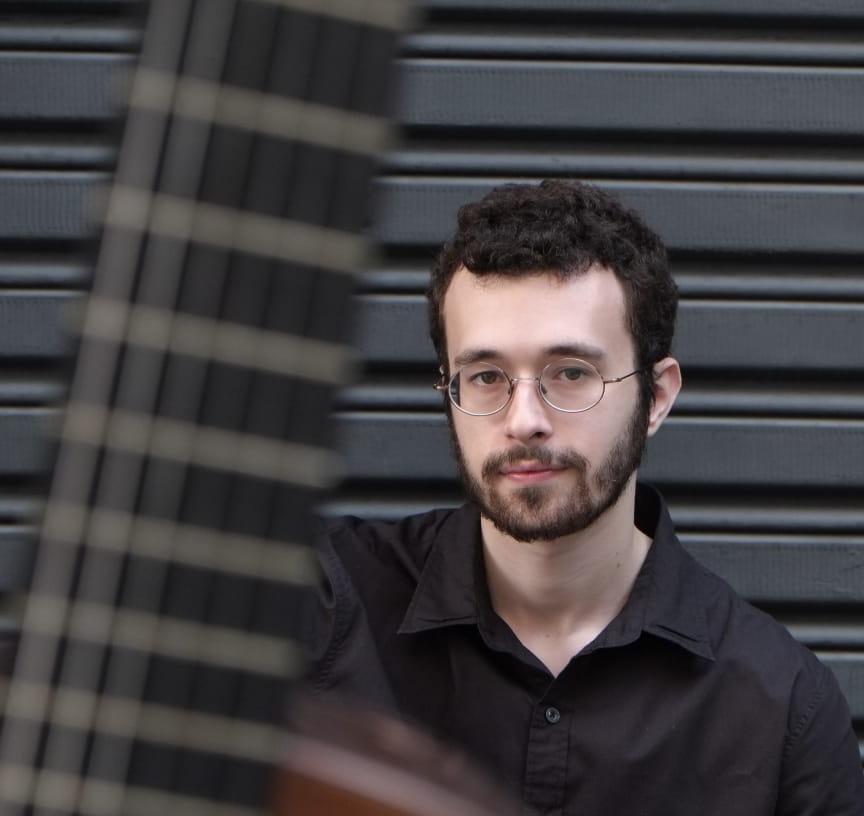 Caio Jardini e Thiago Leite tocam na série Movimento Violão Novos Rumos deste domingo