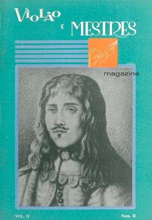 Violão e Mestres: história e sonho de uma revista