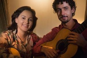 Violonistas da GuitarCoop se apresentam no Festival Koblenz