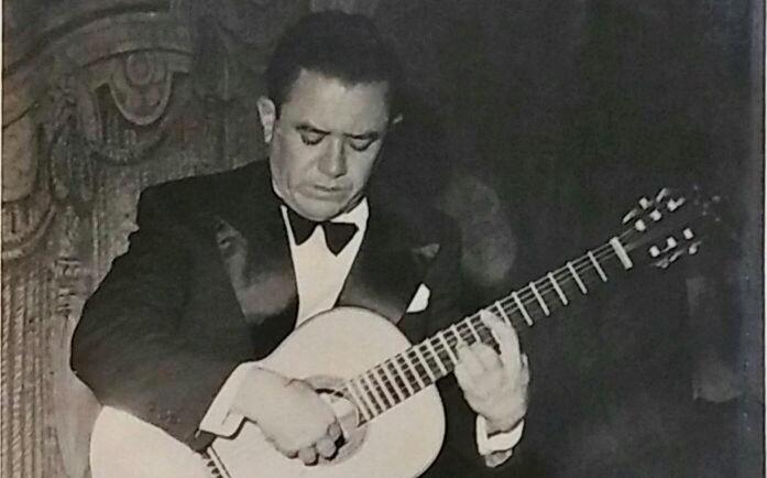 Acervo disponibiliza artigo sobre vida e obra do violonista e compositor Amaro Siqueira