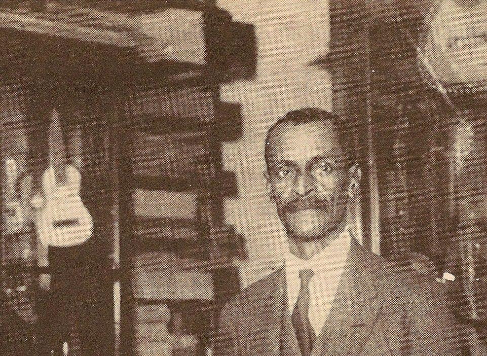Joaquim Francisco dos Santos (Quincas Laranjeiras)