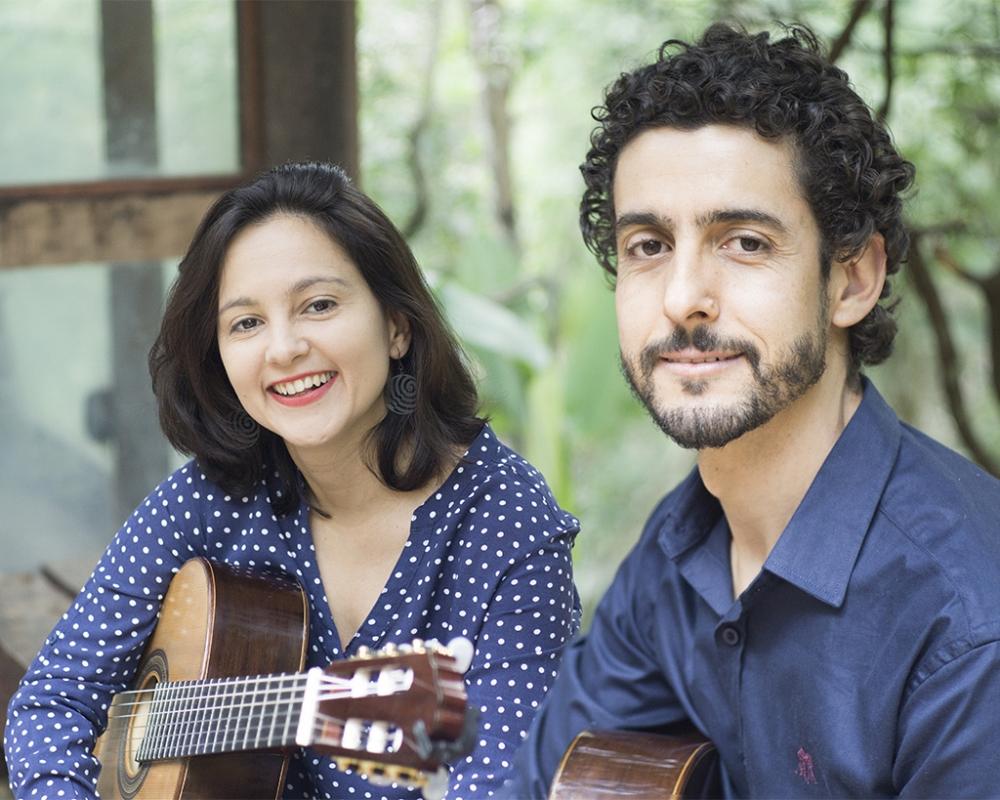 21h - Duo Siqueira Lima apresenta