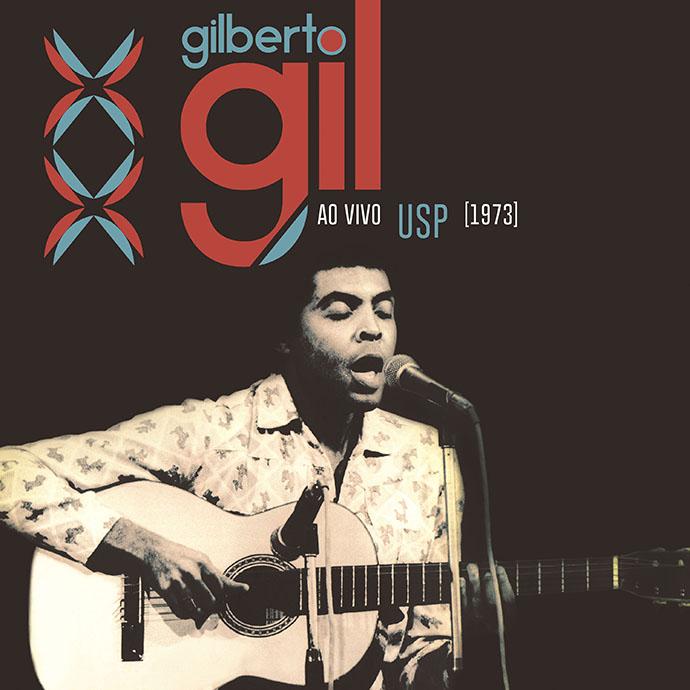 Que ladeira é essa. Minidoc analisa obra de Gilberto Gil e seu violão criativo - capa CD Gilberto Gil Ao Vivo USP