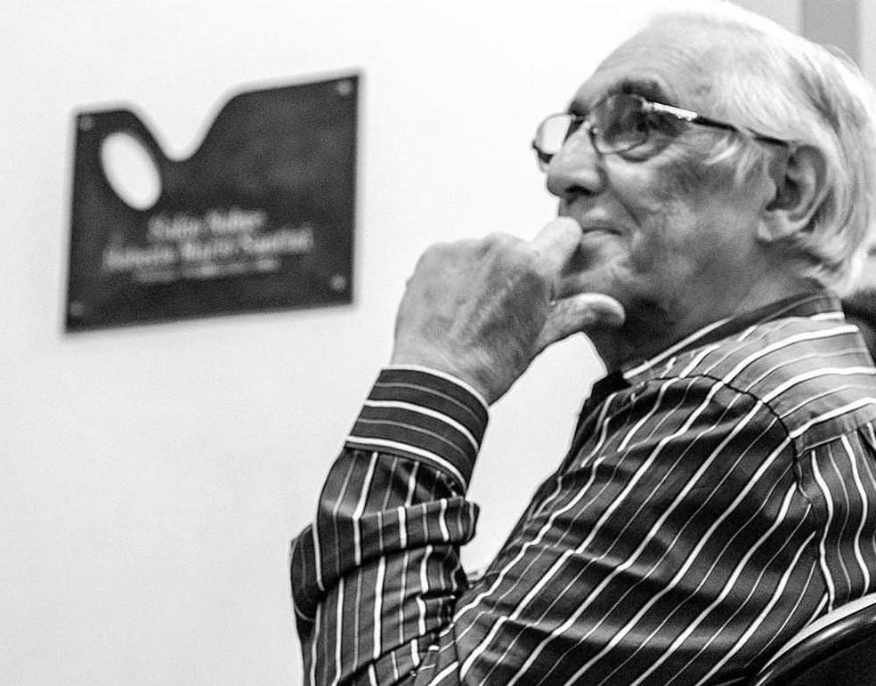 Morre Antonio Manzione, maestro que ensinou as primeiras notas musicais a grandes nomes do violão brasileiro - foto: Antonio Manzione