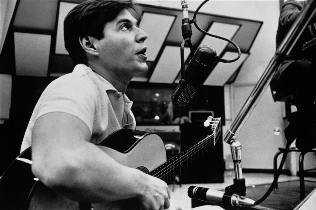 O violão jobiniano - foto Tom Jobim