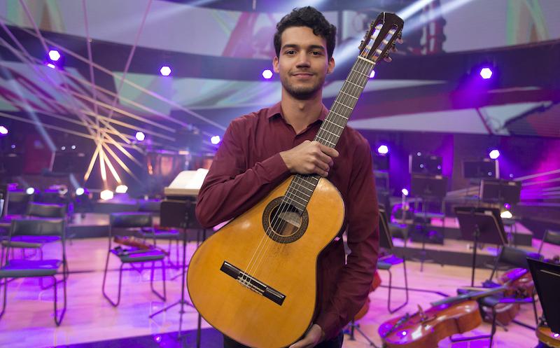 Elenco de 15 violonistas apresenta ciclos de Vicente Paschoal em evento online - Nicolas Porto Silva