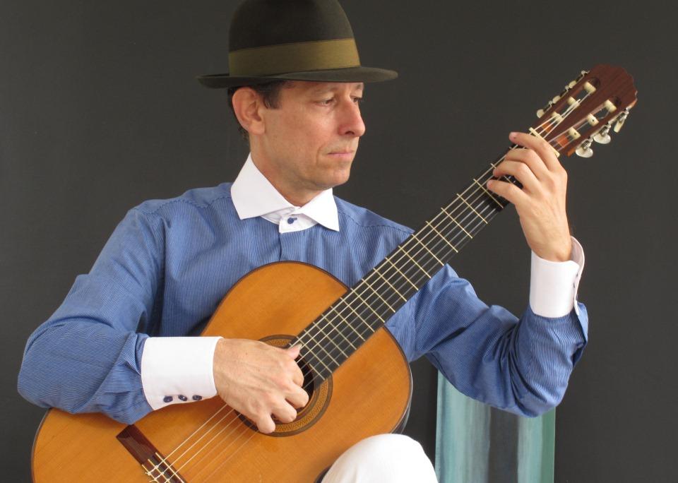 Elenco de 15 violonistas apresenta ciclos de Vicente Paschoal em evento online - Luís Carlos Barbieri