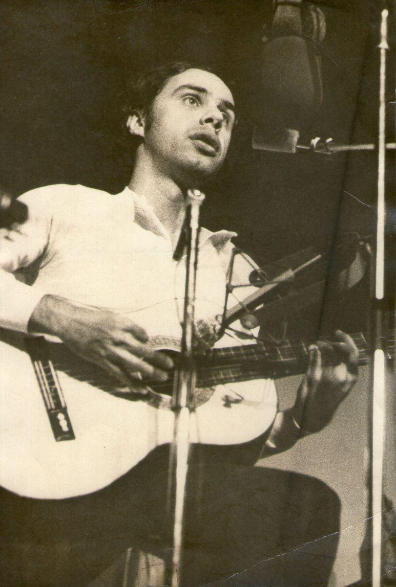 O reencontro com o violonista Chico Mário, irmão de Betinho e Henfil, pelo olhar do cineasta Silvio Tendler - foto Chico Mário