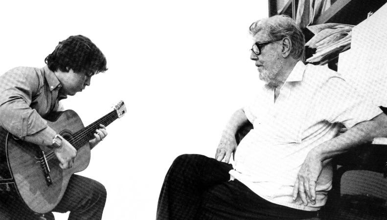 Mário Sève investiga o fraseado do choro e o estilo por padrões de recorrência - Raphael Rabello e Radamés Gnattali