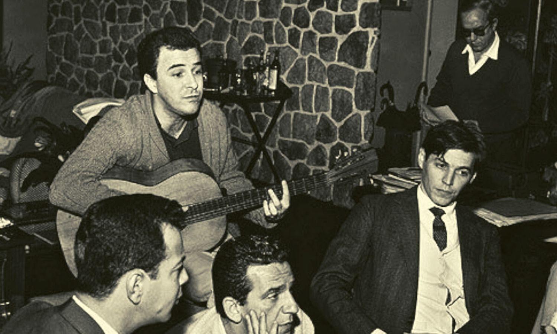 A história de O Pato e os 60 anos da gravação do LP O Amor, o Sorriso e a Flor, de João Gilberto - João Gilberto e Tom Jobim