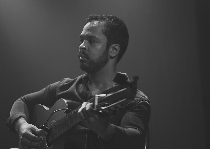 Diogo Vieira lembra quando fez a partitura de Valsinha, do CD Novas 3