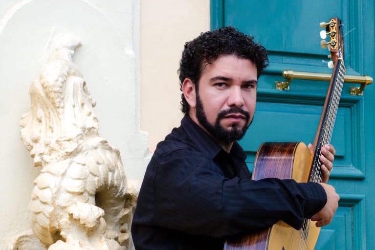 """Bosco Oliveira fala do """"Batuque Elíptico"""", que faz parte do CD Novas 3 - Rafael Milhomem"""