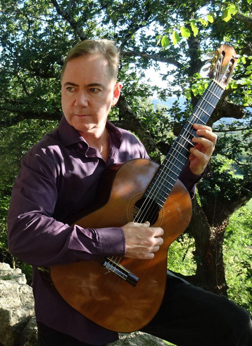 Lives de violão: André Siqueira, Thiago Abdalla, Amadeu Rosa e Daniel Wolff são atrações desta sexta (29/05) - Daniel Wolff