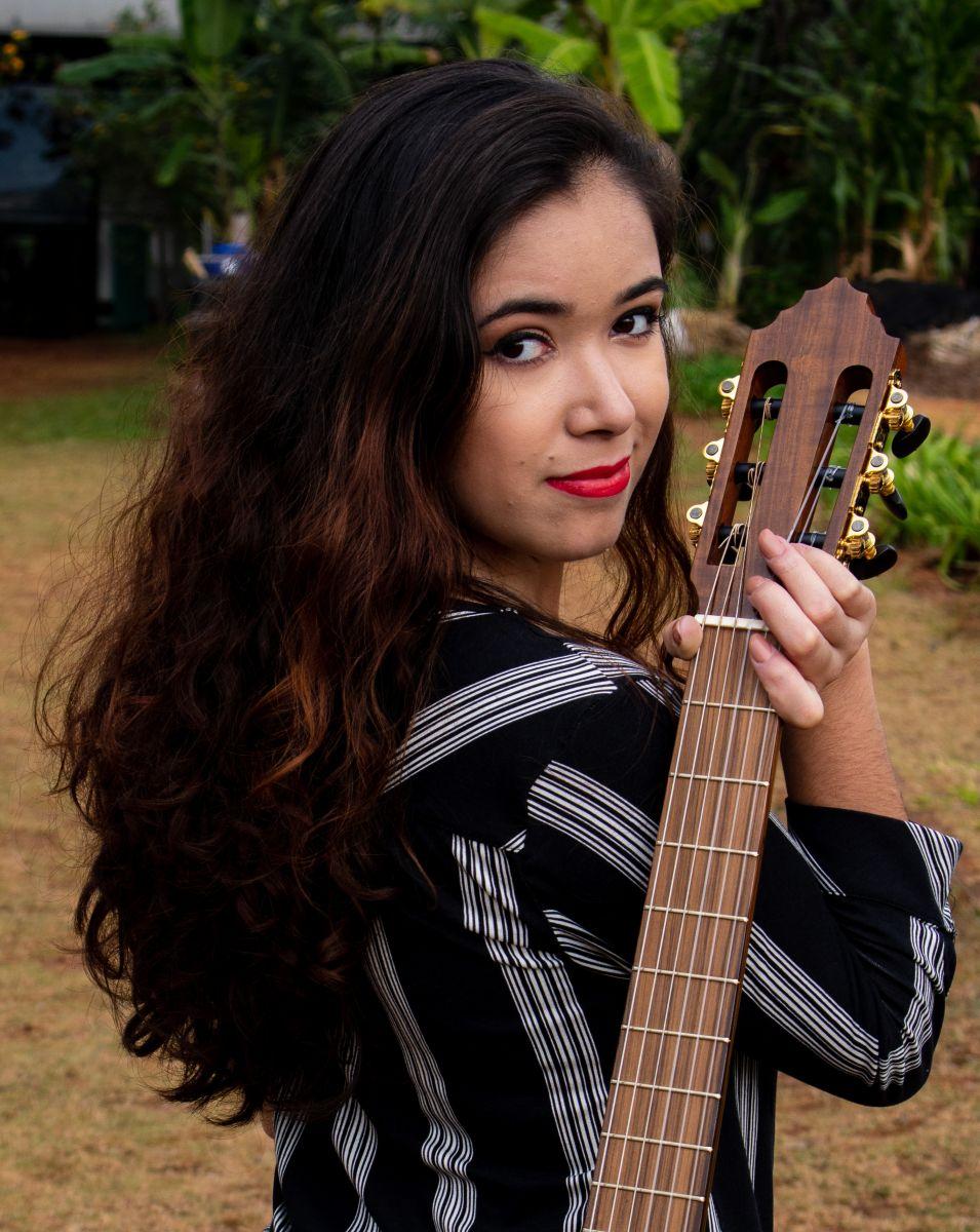 Concerto reúne quatro joves mulheres violonistas neste sábado (07) em São Paulo - Roberta Gomes