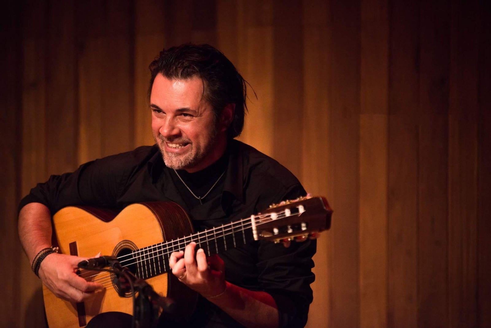 Flamenco, luthiers, carreira internacional e escolas são temas de palestras grátis sobre violão - foto Fernando de La Rua