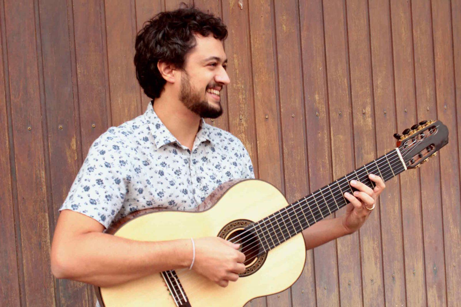 I Festival de 7 Cordas é destaque neste domingo (12/01)