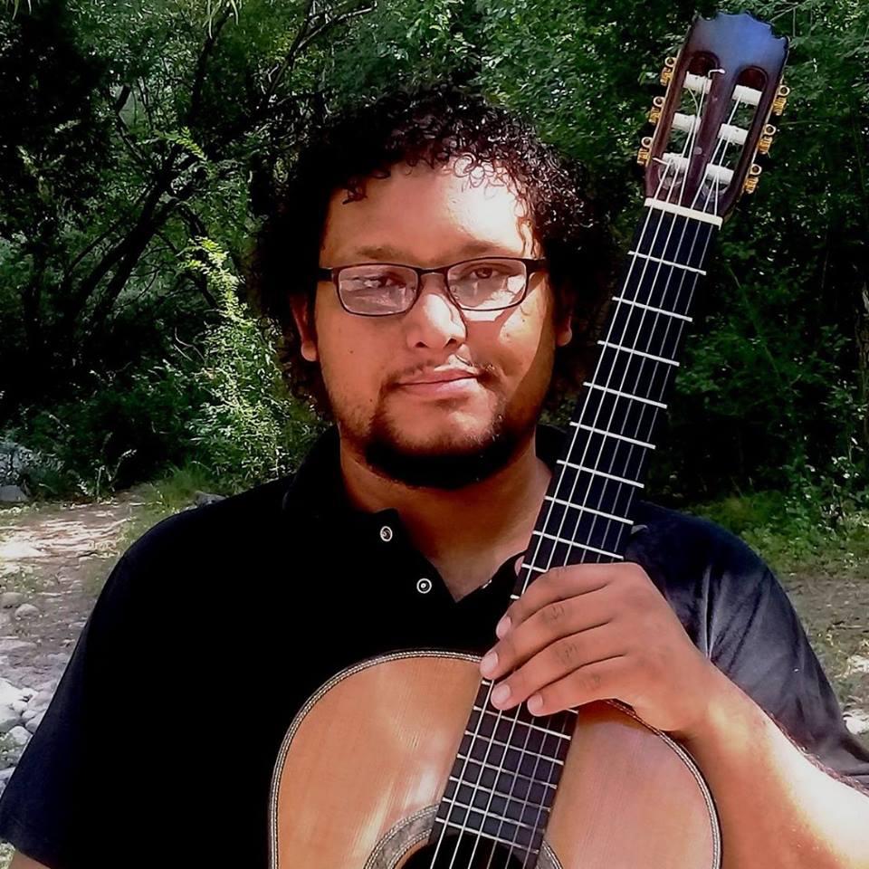 Maximo Pujol e Juan Almada são destaques do festival de violão que movimenta Campo Grande a partir desta quinta-feira - André Espíndola