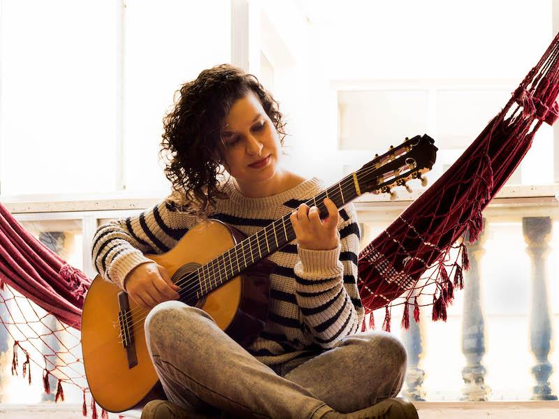 Começa o ciclo pedagógico do IV Festival de Violão de Teresina - Amanda Carpenedo