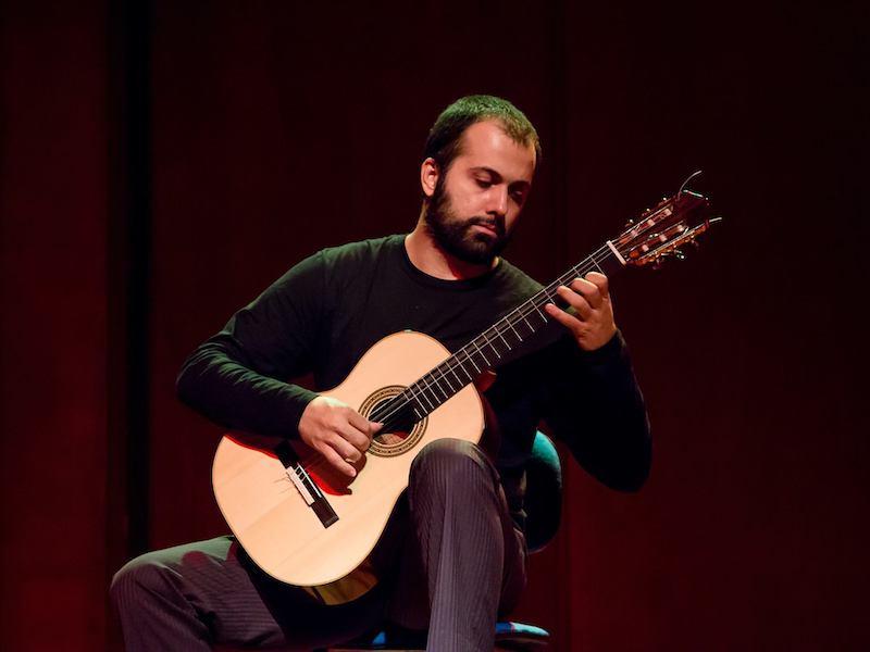 Começa o ciclo pedagógico do IV Festival de Violão de Teresina - Cristiano Braga