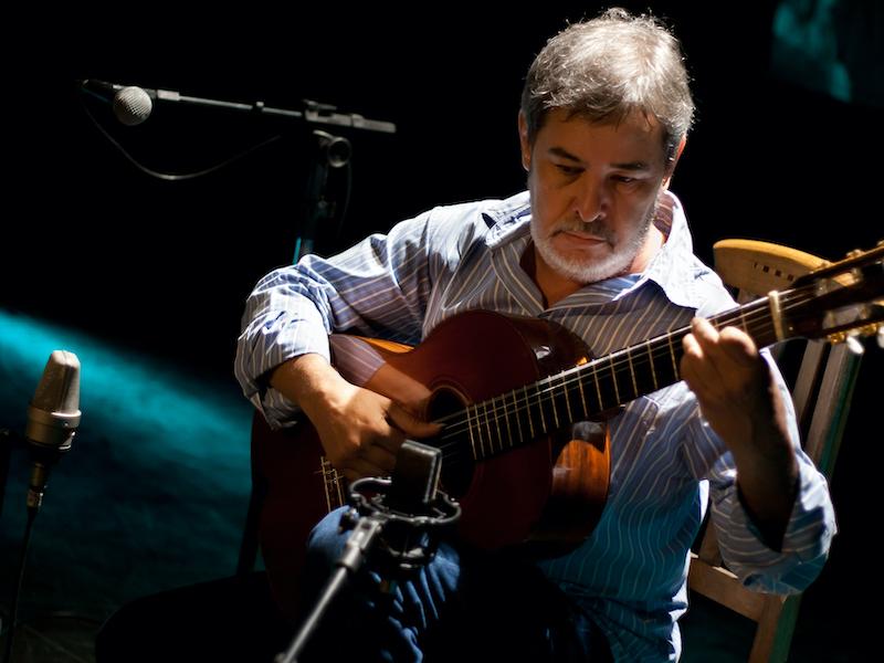 Começa o ciclo pedagógico do IV Festival de Violão de Teresina - Marco Pereira