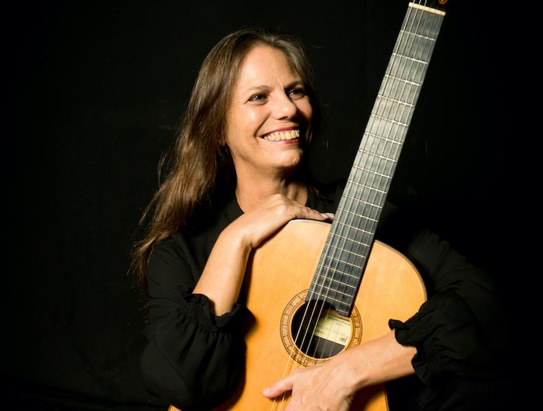 Começa o ciclo pedagógico do IV Festival de Violão de Teresina - Maria Haro