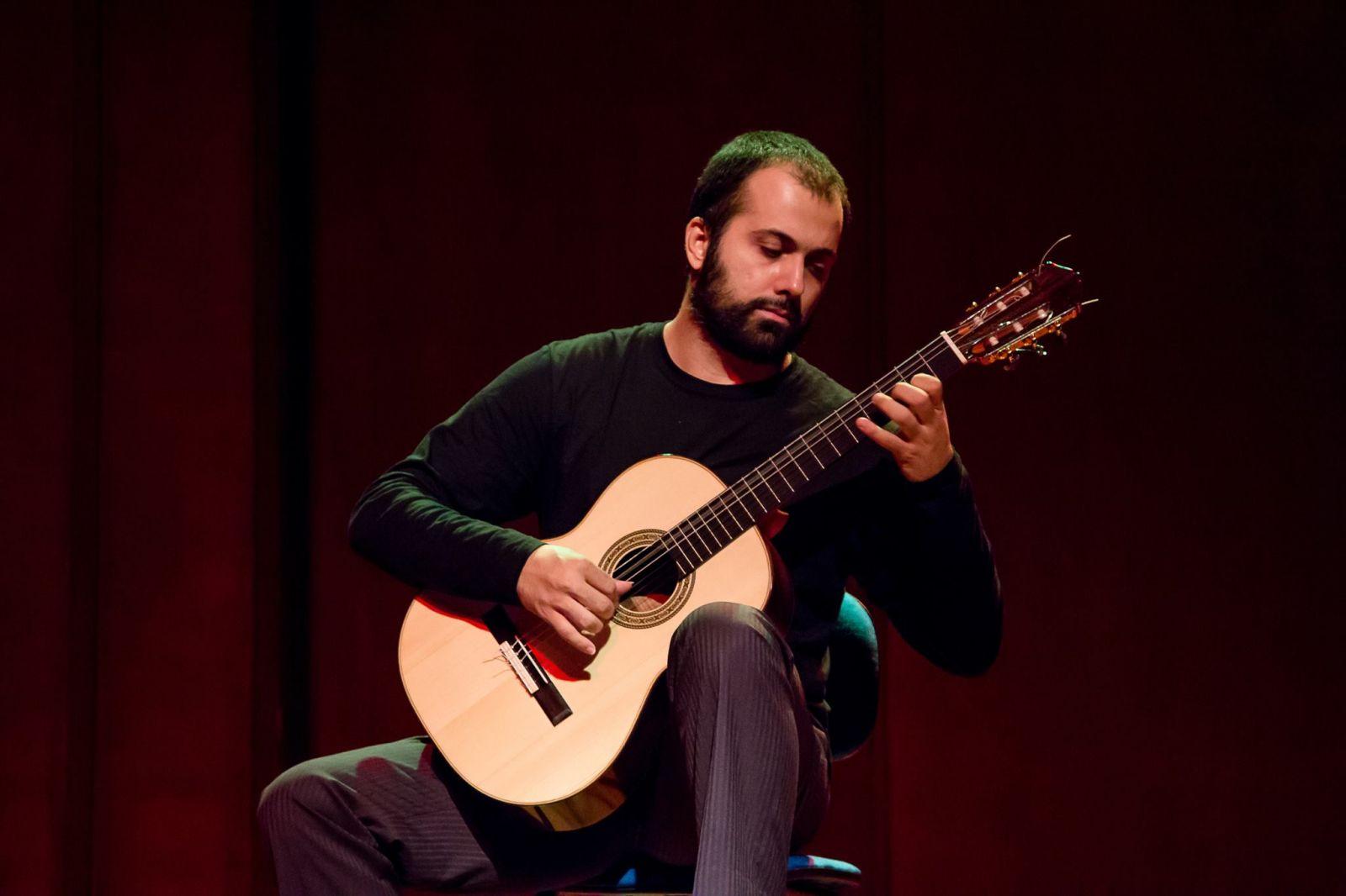 Programação do Festival de Violão de Teresina será lançada na sexta-feira (14/06) - Cristiano Braga