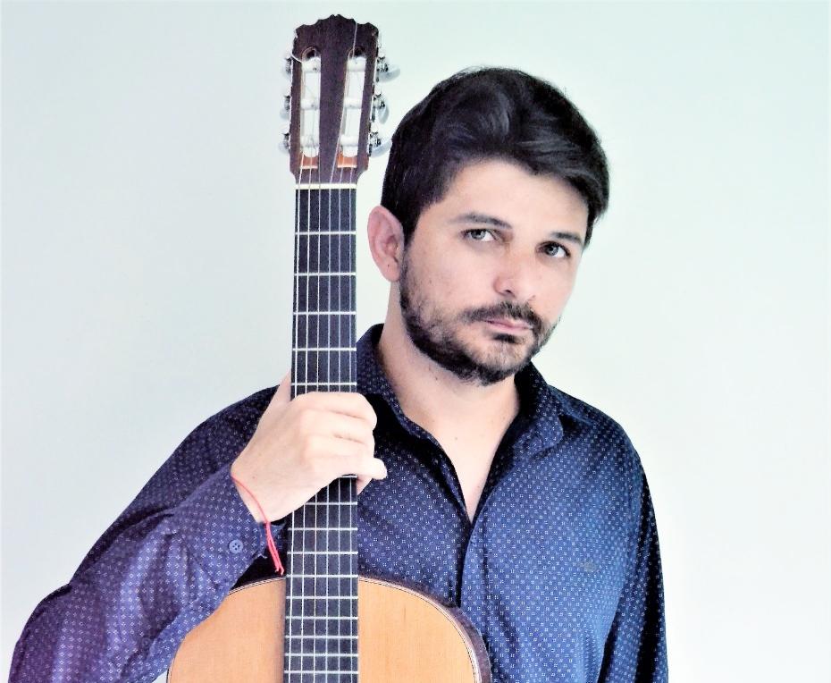 Inscrições para o II Concurso de Violão de Teresina vão até 26 de junho - Josué Costa