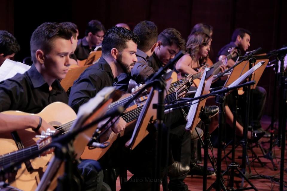 Prorrogadas até domingo (30/06) as inscrições para o II Concurso de Violão de Teresina - Orquestra de Violões de Teresina