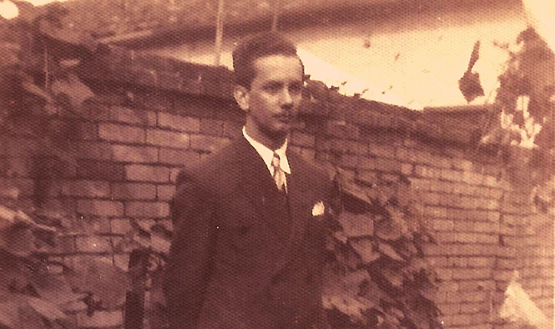 Documentos raros sobre Garoto e história da música Chora Fafá são revelados pelo Acervo do Violão - foto Garoto (arquivo Jorge Mello)