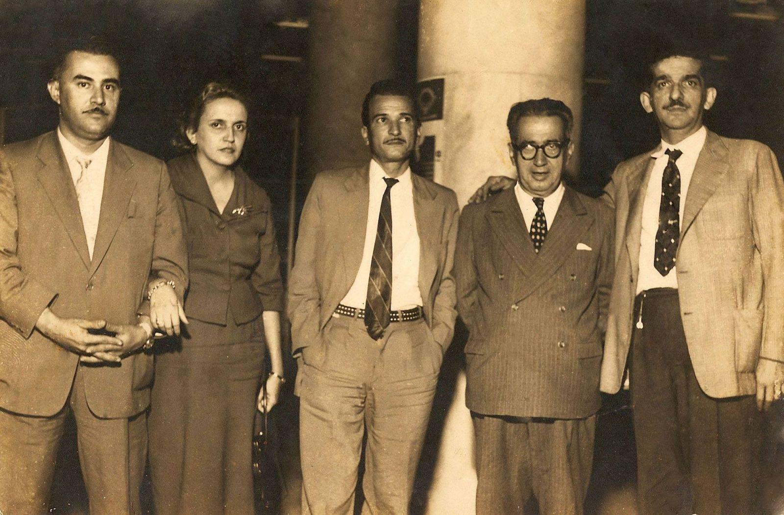 Música inédita de João Pernambuco é descoberta pelo Instituto Piano Brasileiro - João Dias, Conceição Dias, Rui de Morais e Silva, Alfredo Medeiros e Jacob do Bandolim