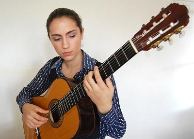 Thaís Nascimento lança disco sobre mulheres compositoras para violão neste sábado - foto Mayara Amaral
