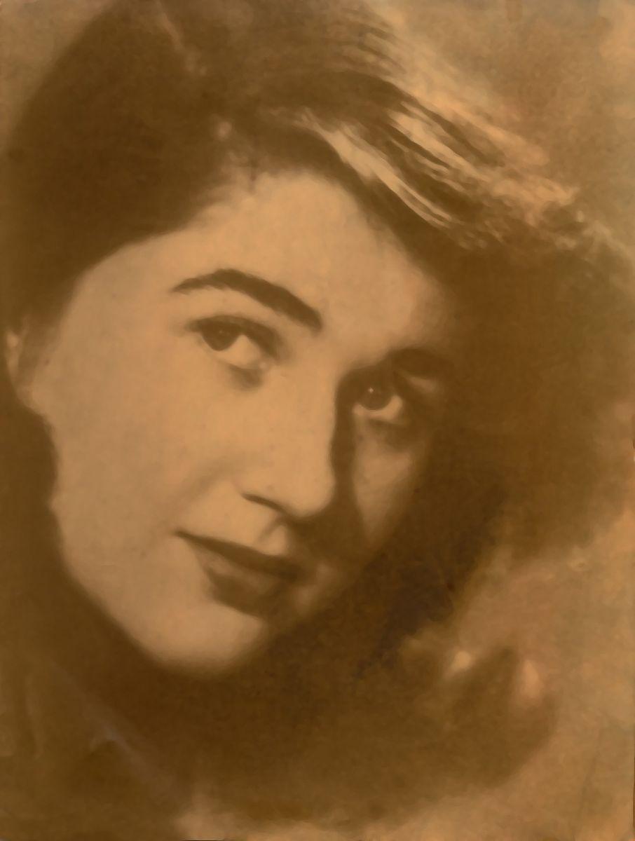 Violonista Monina Tavora tem gravações e fotos raras descobertas em seu centenário - (Monina Tavora - Acervo particular Ricardo Dias)