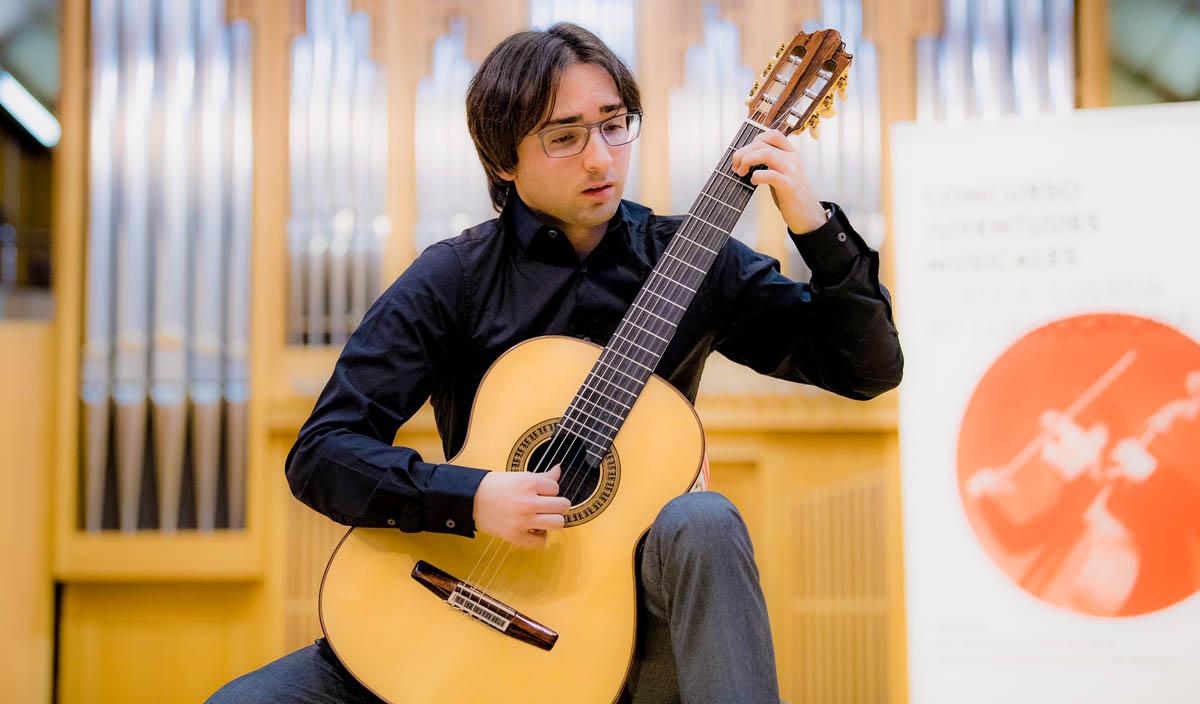 Mostra de Cordas Dedilhadas traz dezenas de recitais inéditos online neste domingo (23) - (Luis Alejandro Garcia)