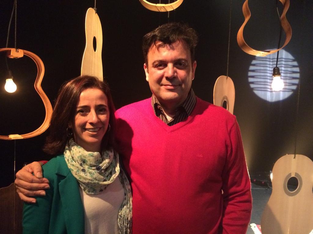 Movimento Violão estreia nova temporada na TV Sesc - foto Juliana  Oliveira e Paulo Martelli