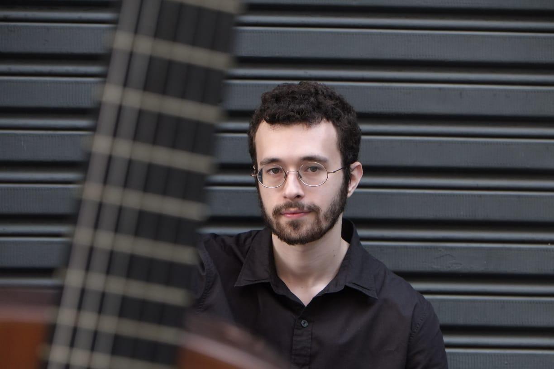 Caio Jardini e Thiago Leite tocam na série Movimento Violão Novos Rumos deste domingo - Thiago Leite