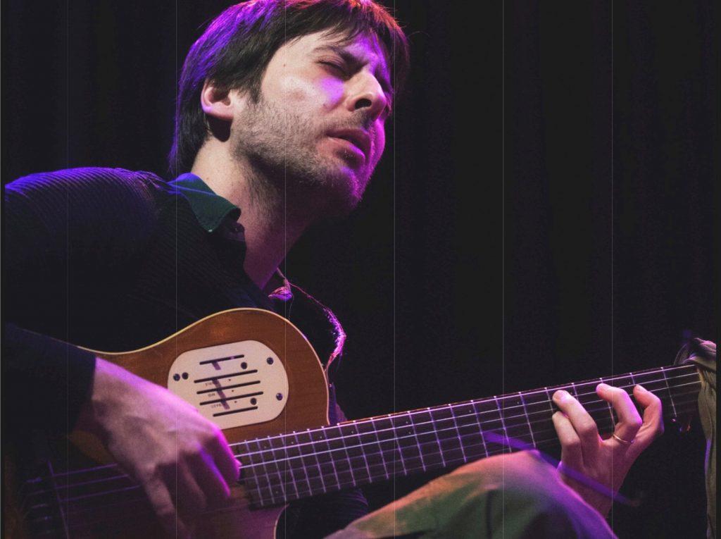 Guitarrista Nelson Veras participa de live neste sábado com Cristina Azuma, Rê Montanari e Vinícius Gomes  - Foto: Cristina Azuma