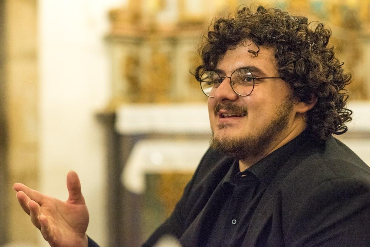 Violonista Otávio Deluchi fala de sua aprovação para doutorado em três universidades nos Estados Unidos - Imagem Otávio Deluchi